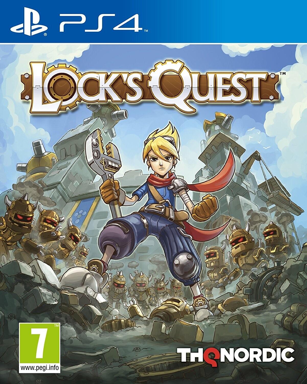 Locks Quest - PS4