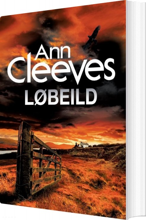 Løbeild - Ann Cleeves - Bog