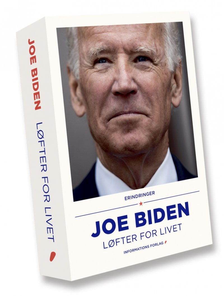 Løfter For Livet - Joe Biden - Bog