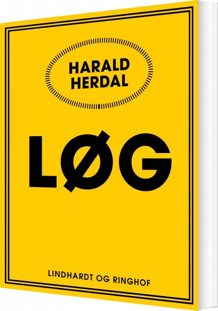 Image of   Løg - Harald Herdal - Bog