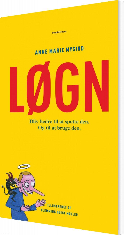 Løgn - Anne Marie Mygind - Bog