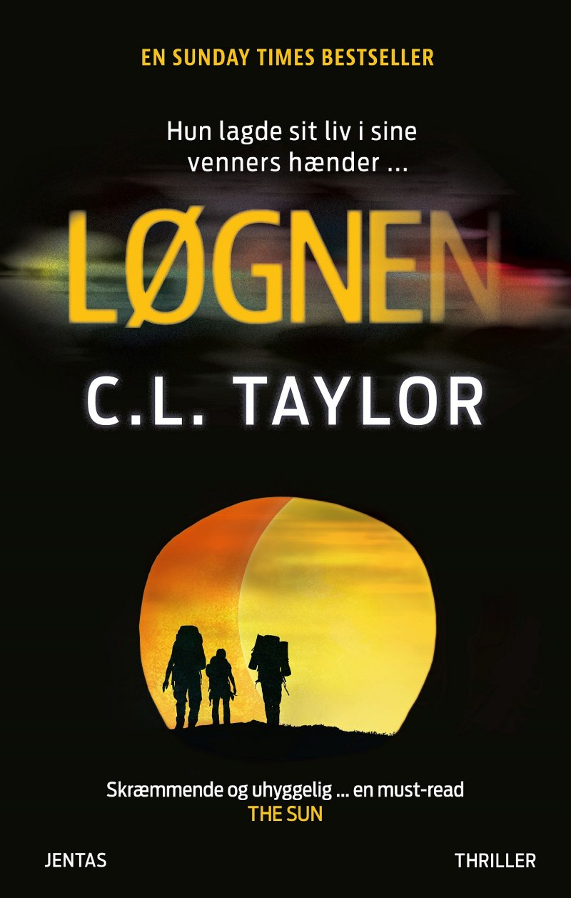 Løgnen - Mp3 - C. L. Taylor - Cd Lydbog