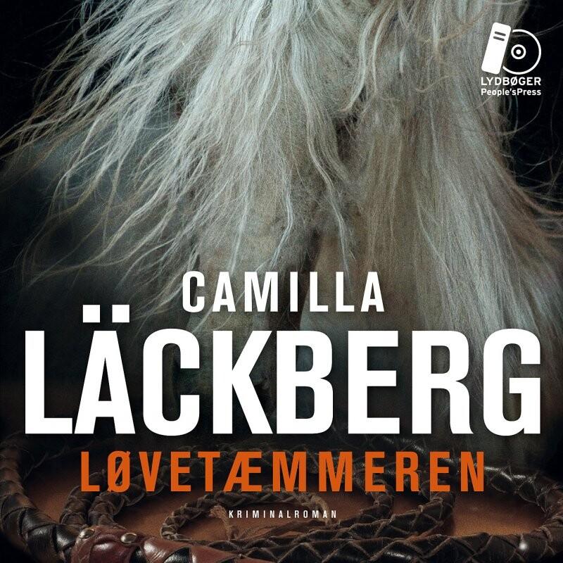Image of   Løvetæmmeren - Camilla Läckberg - Cd Lydbog