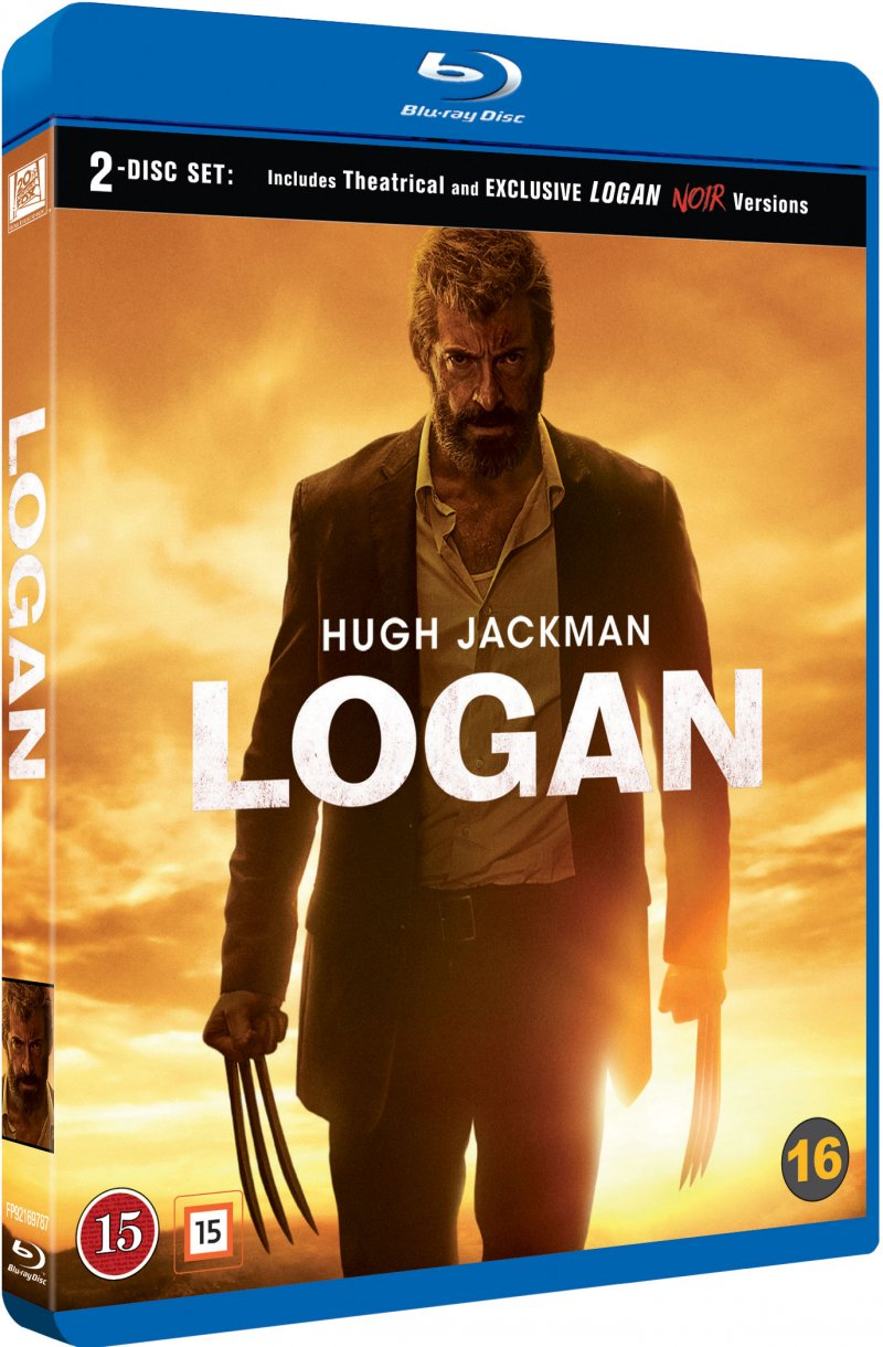 Billede af Logan // Logan Noir - Blu-Ray