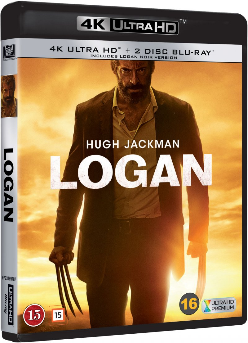 Image of   Logan - 4K Blu-Ray