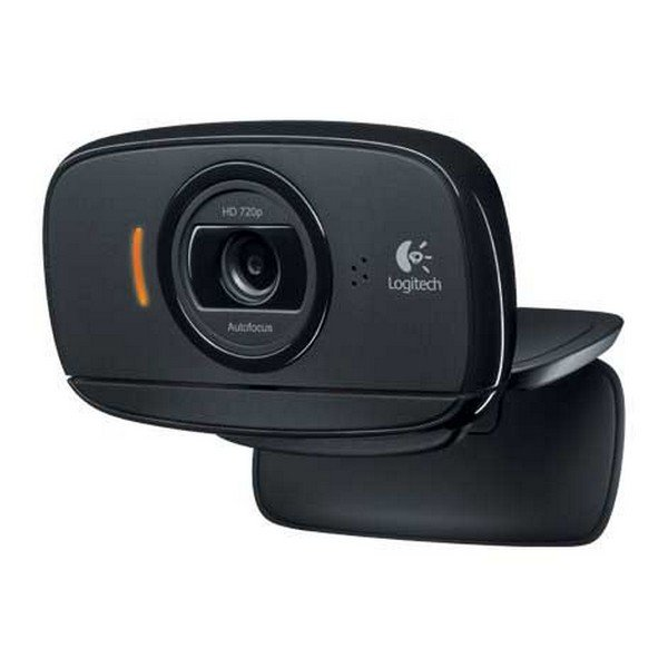 Image of   Logitech B525 - Usb Webcam Til Macos Og Pc - Fuld Hd - Sort
