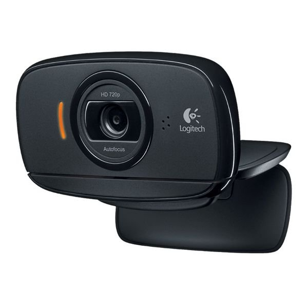Image of   Logitech C525 - Usb Webcam Til Macos Og Pc - Hd 720p 8 Mp - Sort