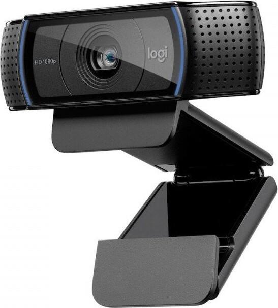 Image of   Logitech C920 Hd Pro Usb Webcam - 15 Mp - Sort