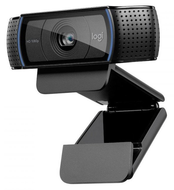 Billede af Logitech C920 Hd Pro Usb Webcam - 15 Mp - Sort