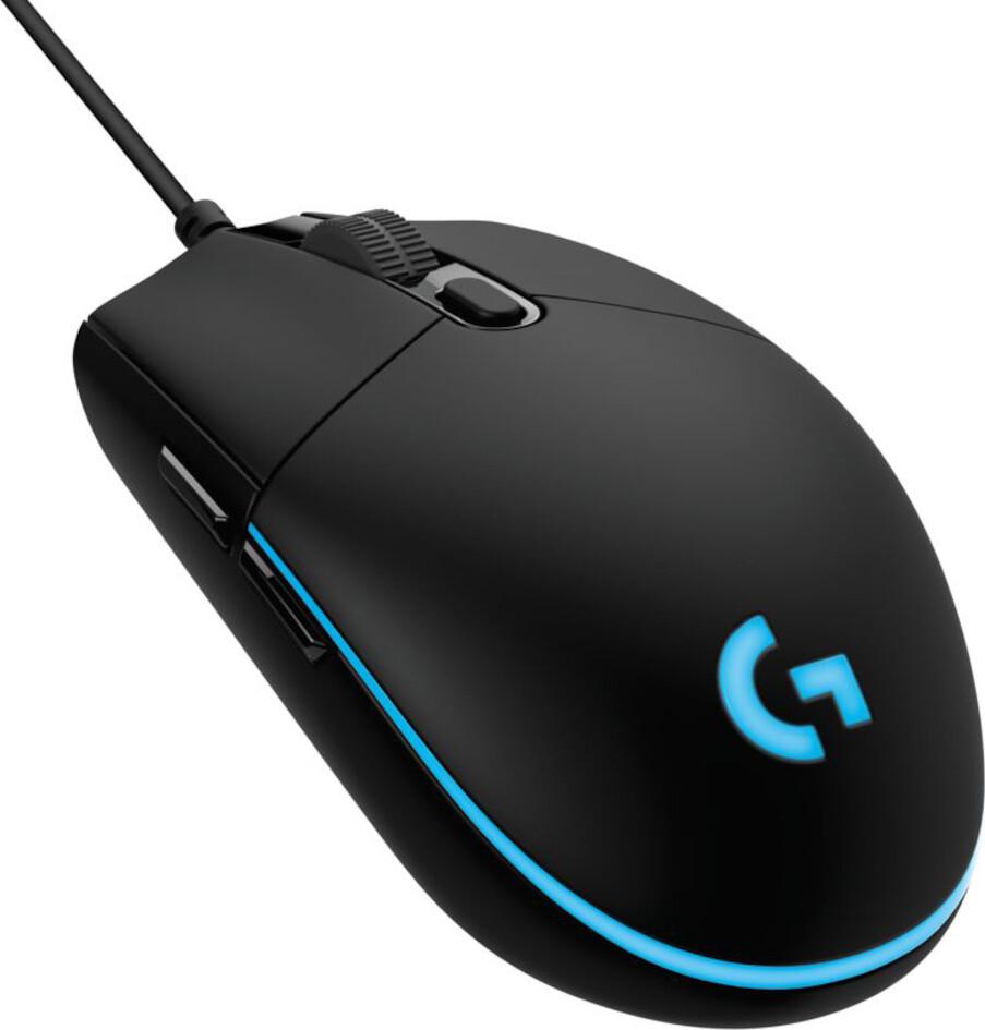Image of   Logitech G Pro Gaming Mus Med Kabel