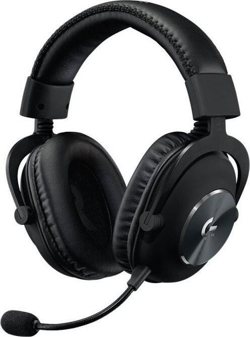 Image of   Logitech G Pro X - Trådløs 7.1 Over-ear Gaming Headset Med Usb - Sort