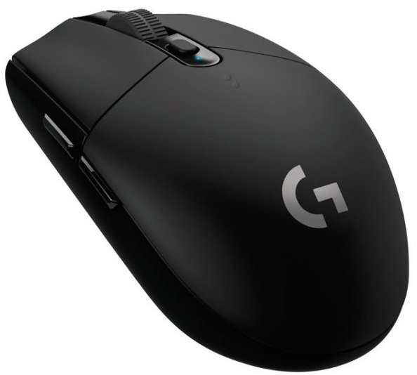 Image of   Logitech G305 Trådløs Gaming Mus - Sort