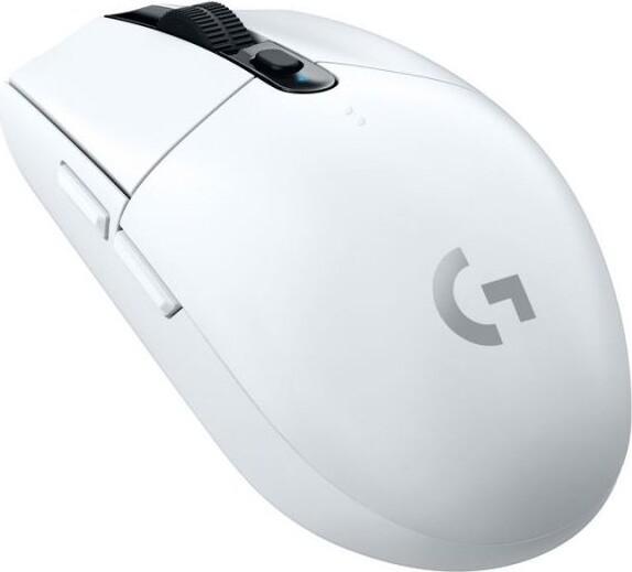 Image of   Logitech G305 Trådløs Gaming Mus - Hvid
