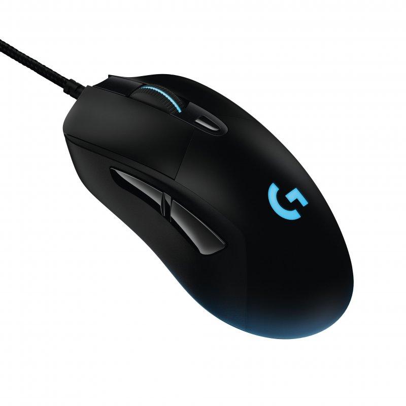 Image of   Logitech G403 Prodigy Gaming Mus Med 12.000 Dpi