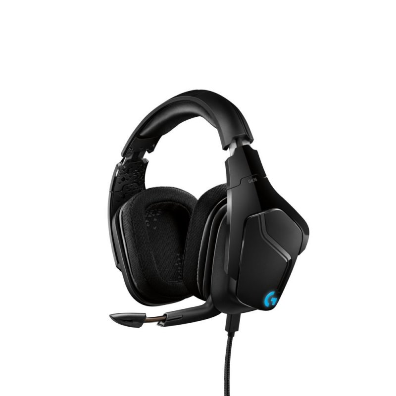 Image of   Logitech G635 Gaming Headset Med 7.1 Surround Og Lightsync