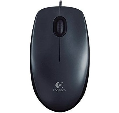 Image of   Logitech M100 - Optisk Usb Mus Med 1000 Dpi - Sort