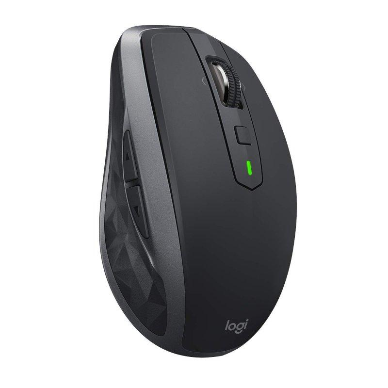 Image of   Logitech Mx Anywhere 2s Trådløs Bluetooth Mus - Grafitgrå