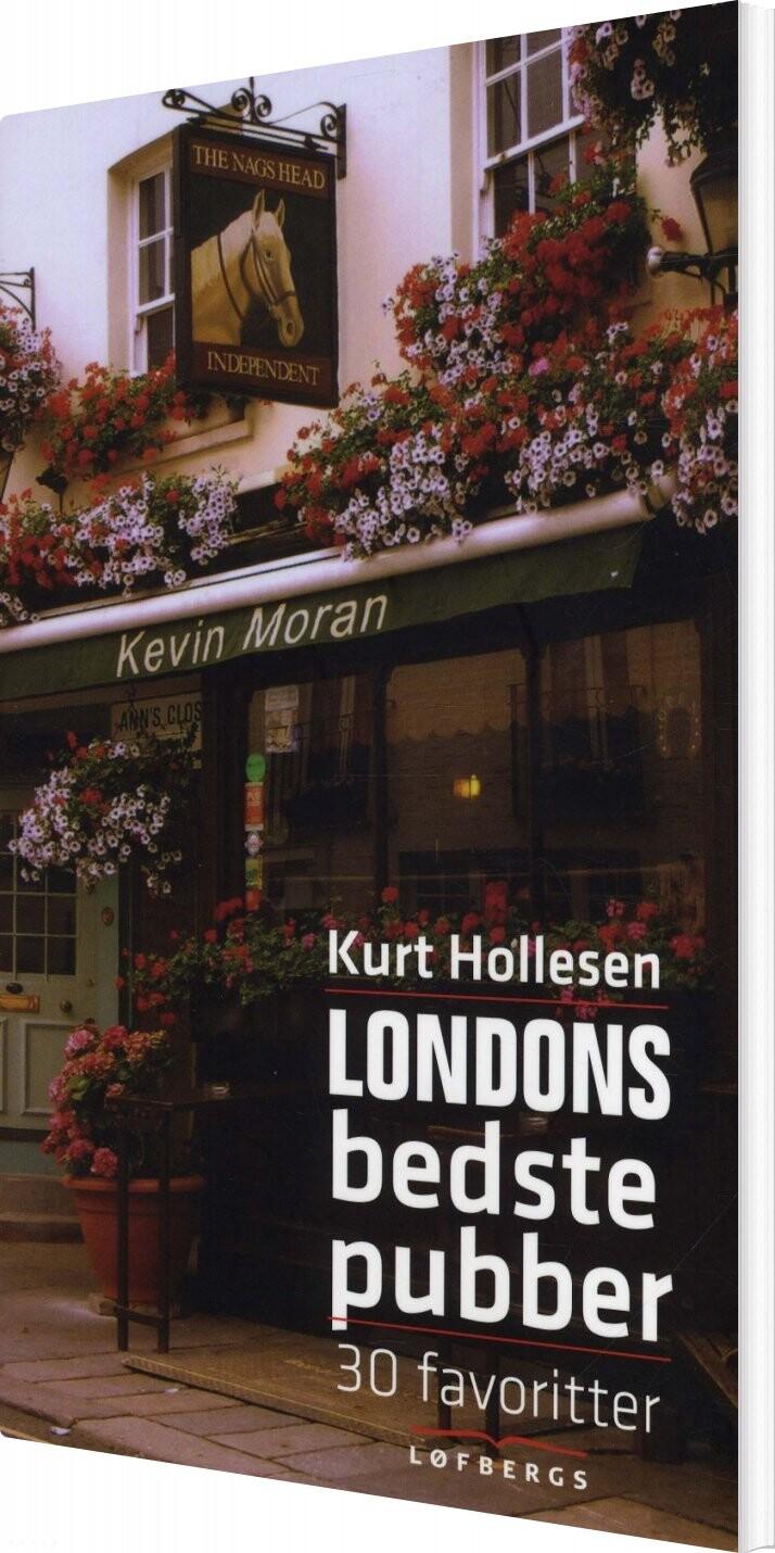 Billede af Londons Bedste Pubber - Kurt Hollesen - Bog