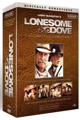 Lonesome Dove - Complete Collectors Edition - DVD - Tv-serie