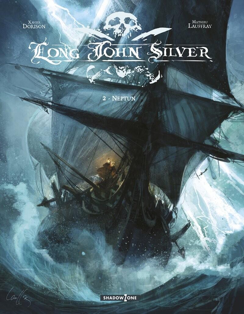 Billede af Long John Silver 2 - Neptun - Xavier Dorison - Tegneserie