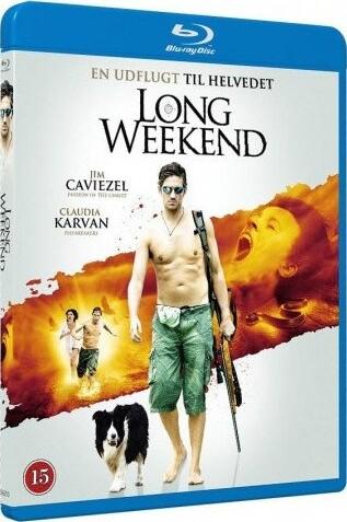 Image of   Long Weekend - Blu-Ray
