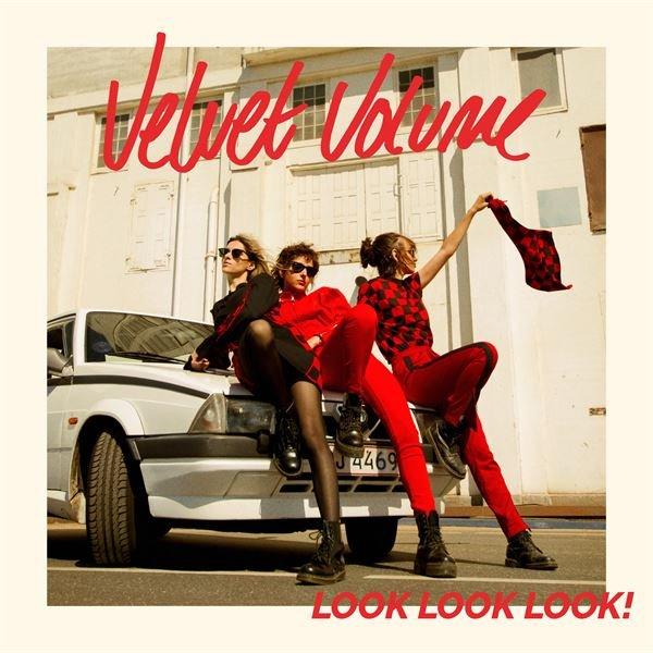 Velvet Volume - Look Look Look! - CD