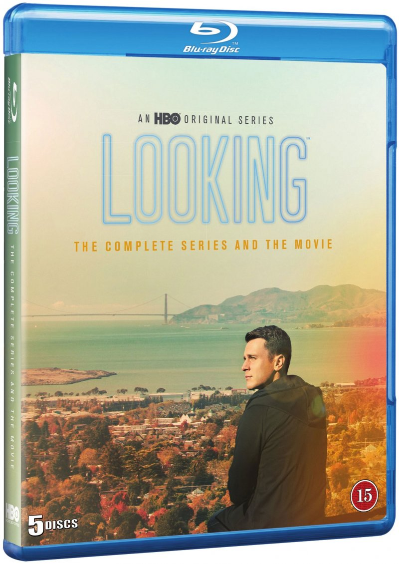 Looking - Den Komplette Serie + The Movie - Hbo - Blu-Ray - Tv-serie