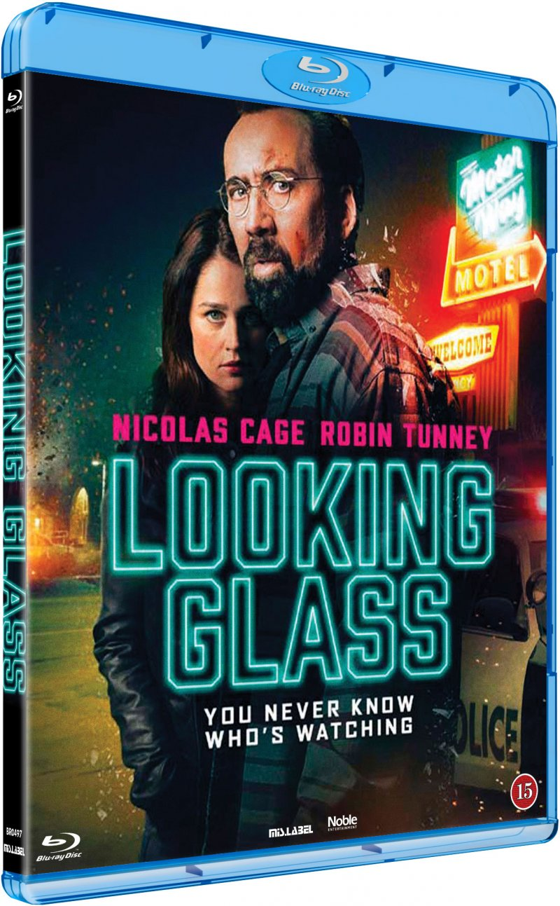 Image of   Looking Glass - Nicolas Cage - 2018 - Blu-Ray