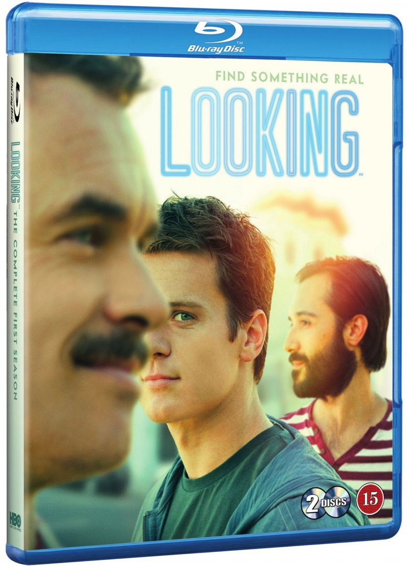 Image of   Looking - Sæson 1 - Hbo - Blu-Ray - Tv-serie
