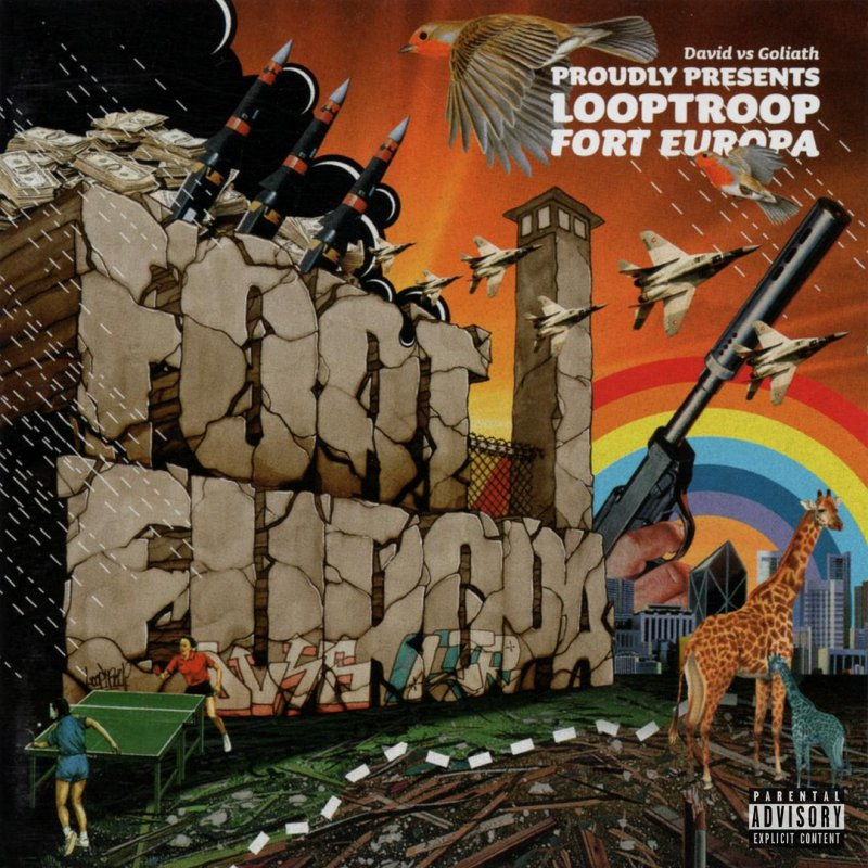 Image of   Looptroop - Fort Europa - CD