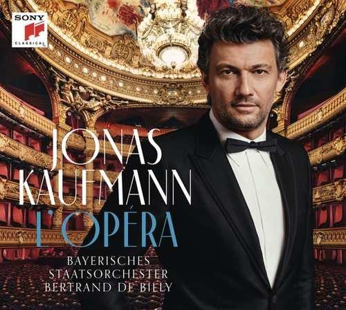 Image of   Jonas Kaufmann - Lopéra - CD
