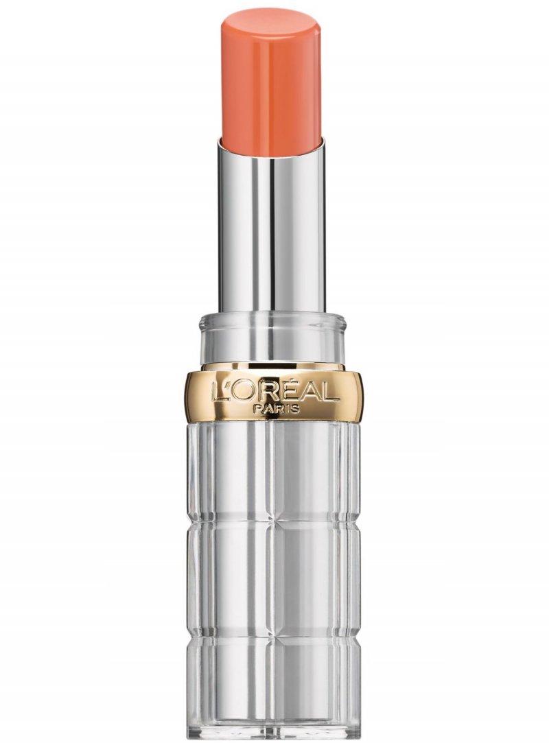 Image of   Loréal Color Riche Shine Lipstick - High On Graze