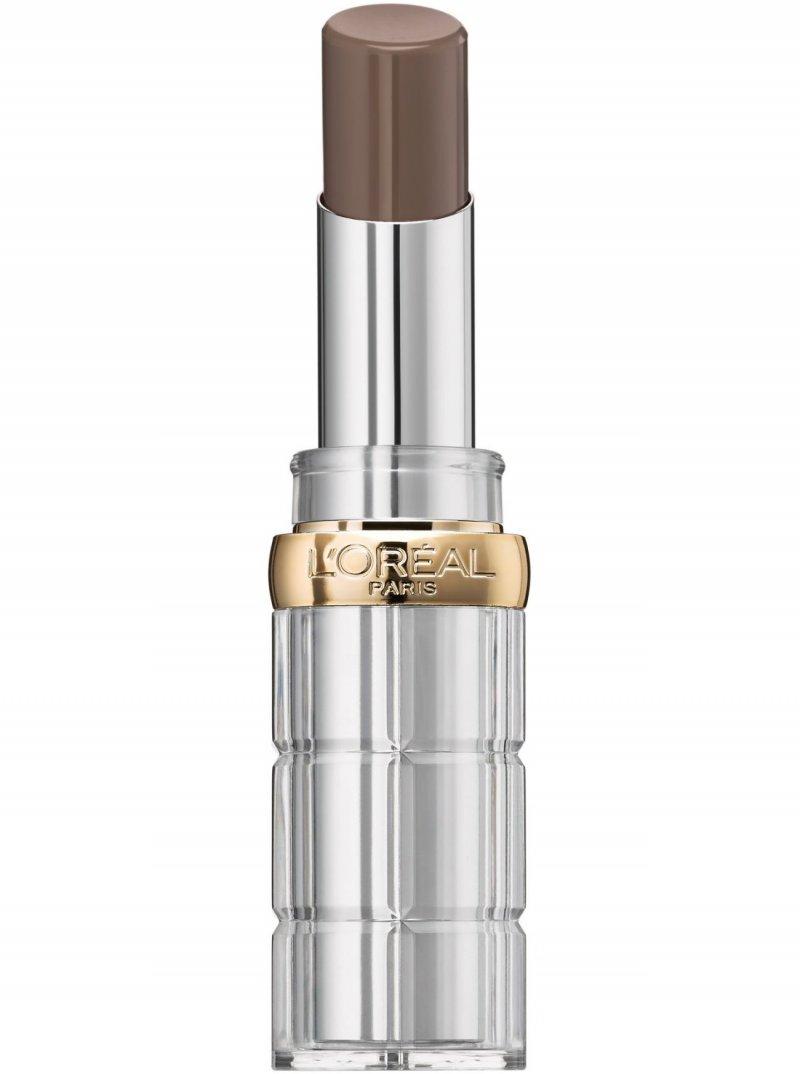 Image of   Loréal - Color Riche Shine Lipstick - Hot Irl