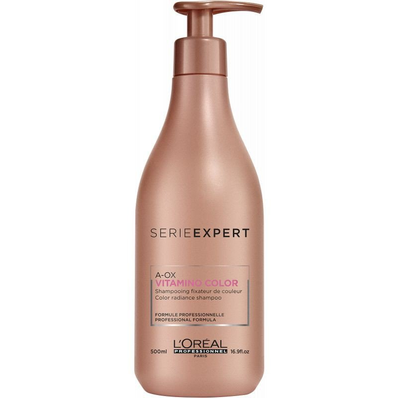Image of   Loréal Professionnel Shampoo - Serie Expert - Vitamino Color A-ox 500 Ml