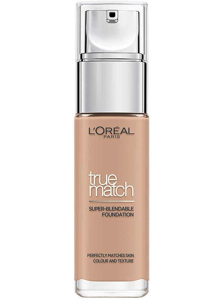 Image of   Loreal Foundation - True Match Liquid Foundation - Beige
