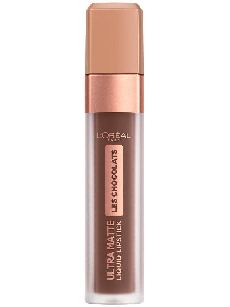 Image of   Loréal Læbestift - Infaillible Les Chocolats Liquid Lipstick - 856 70 Yum