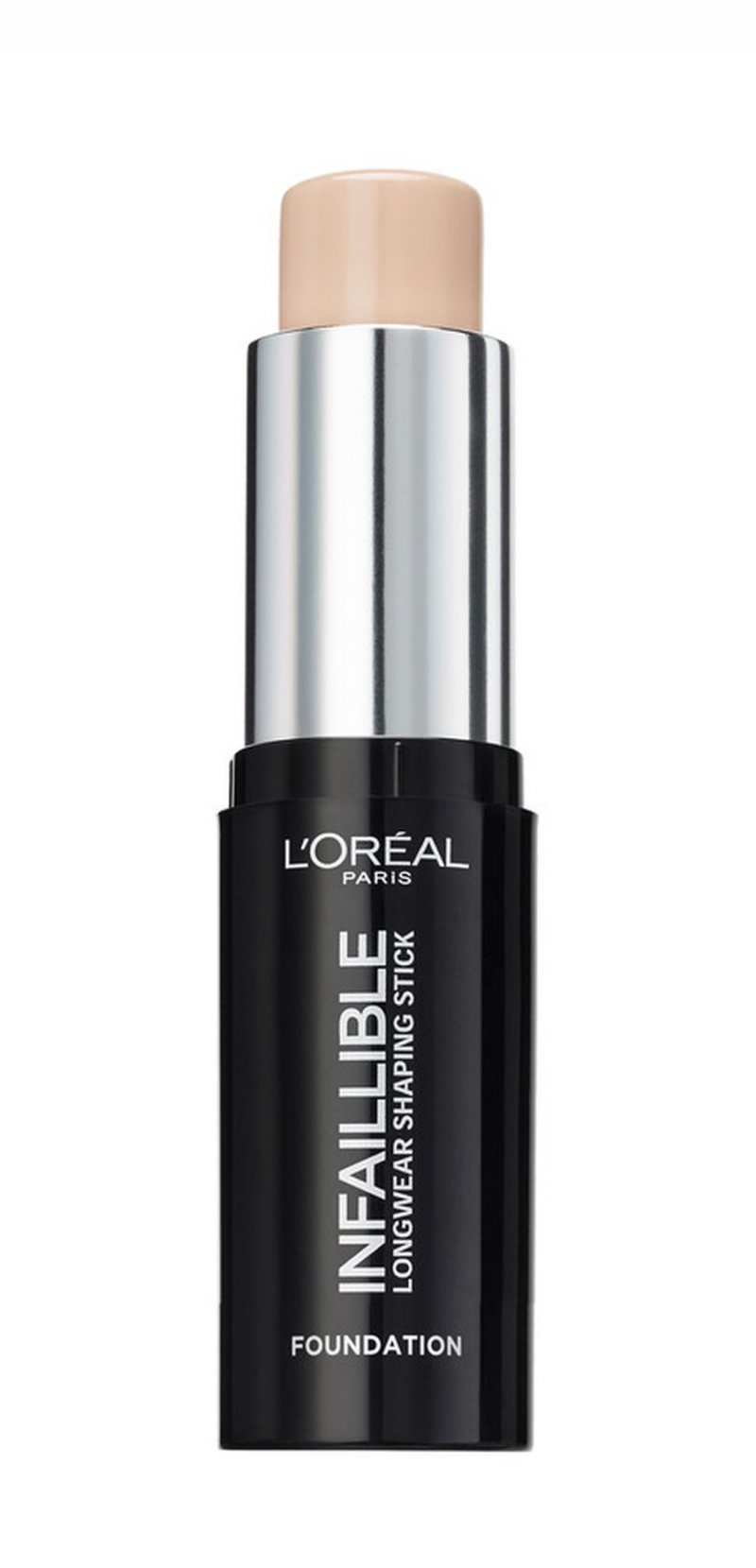 Loréal - Infaillible Shaping Stick Foundation - 140 Natural Rose