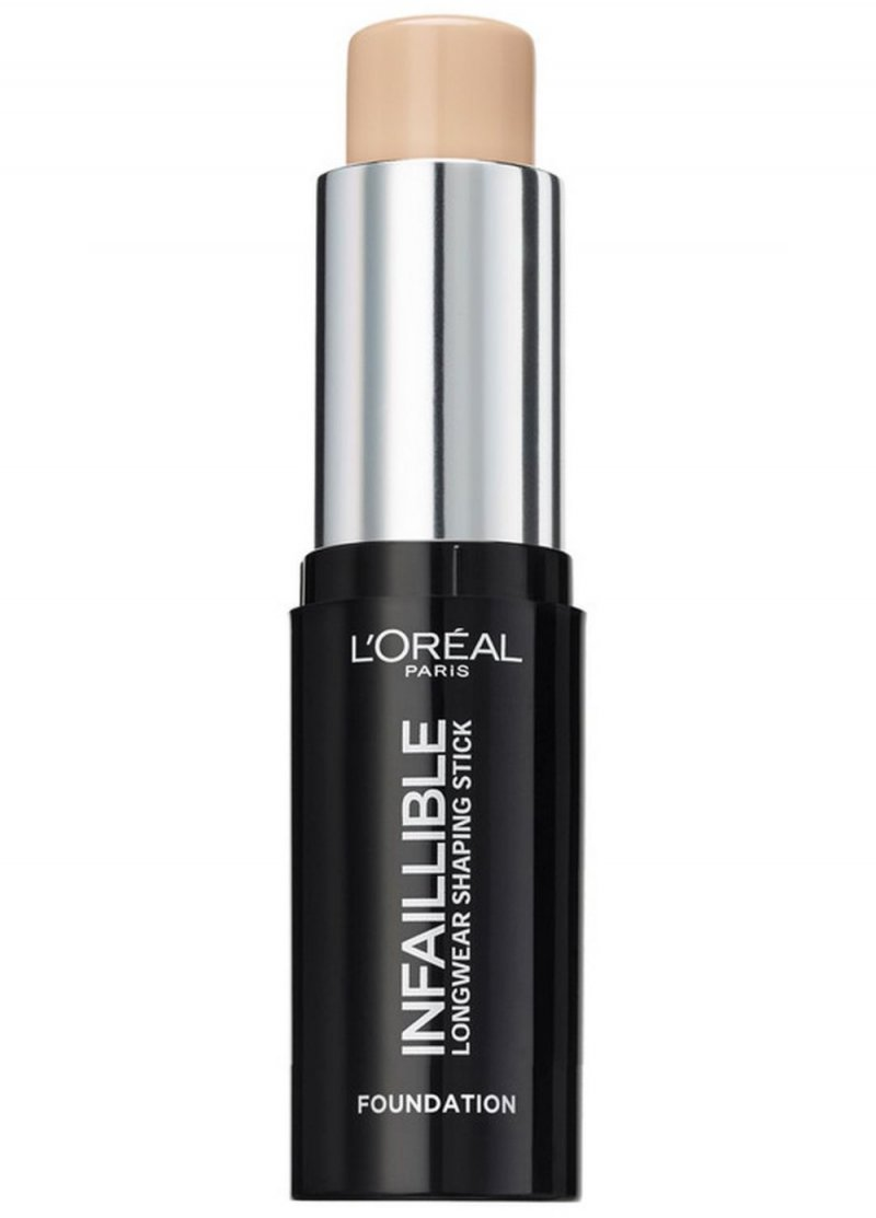 Loréal - Infaillible Shaping Stick Foundation - 160 Sable