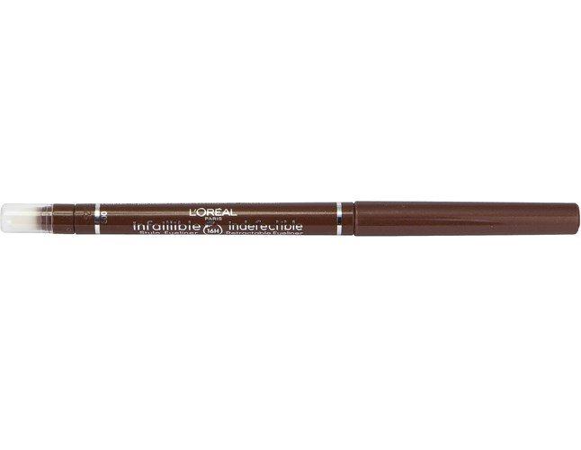 Image of   Loreal - Vandfast Eyeliner - 300 Chocolate Addiction