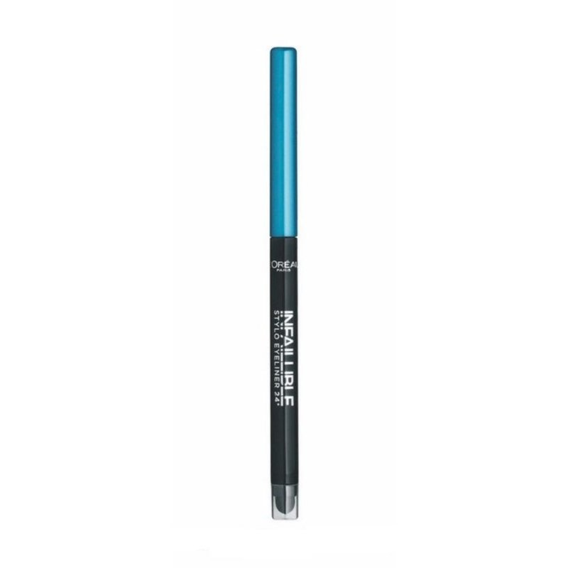 Image of   Loreal - Vandfast Eyeliner - 317 Turquoise Thrill