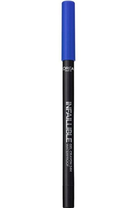 Loreal Infallible Eyeliner Gel - 10 Ive Got The Blue