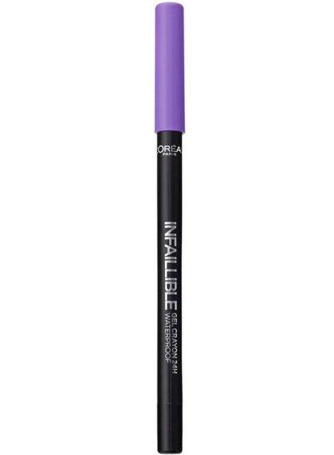 Loreal Infallible Eyeliner Gel - 11 Violet Vava Voom
