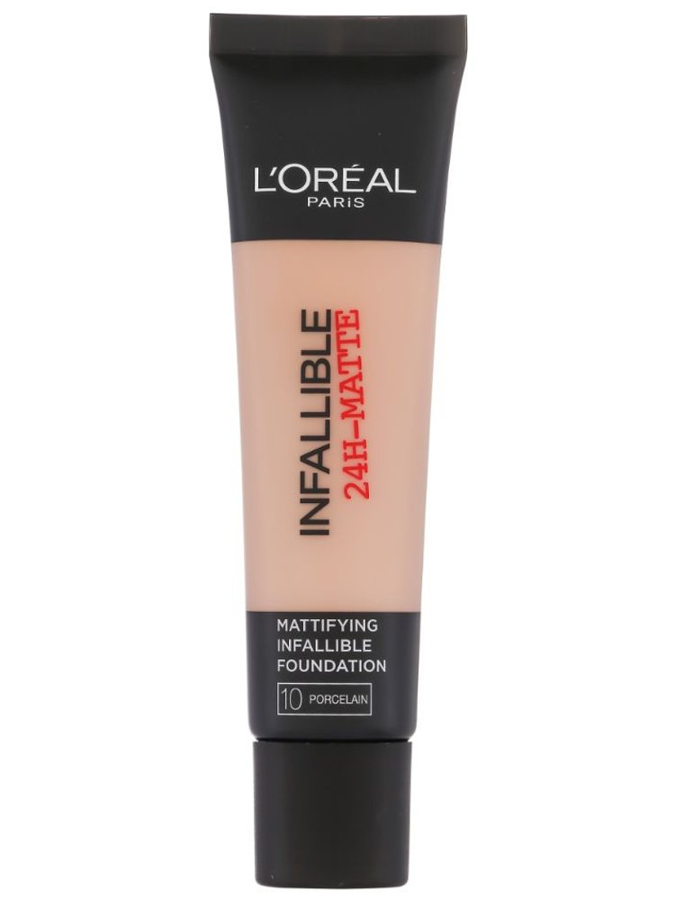 Image of   Loreal Infallible 24hr Matte Foundation - 10 Porcelain