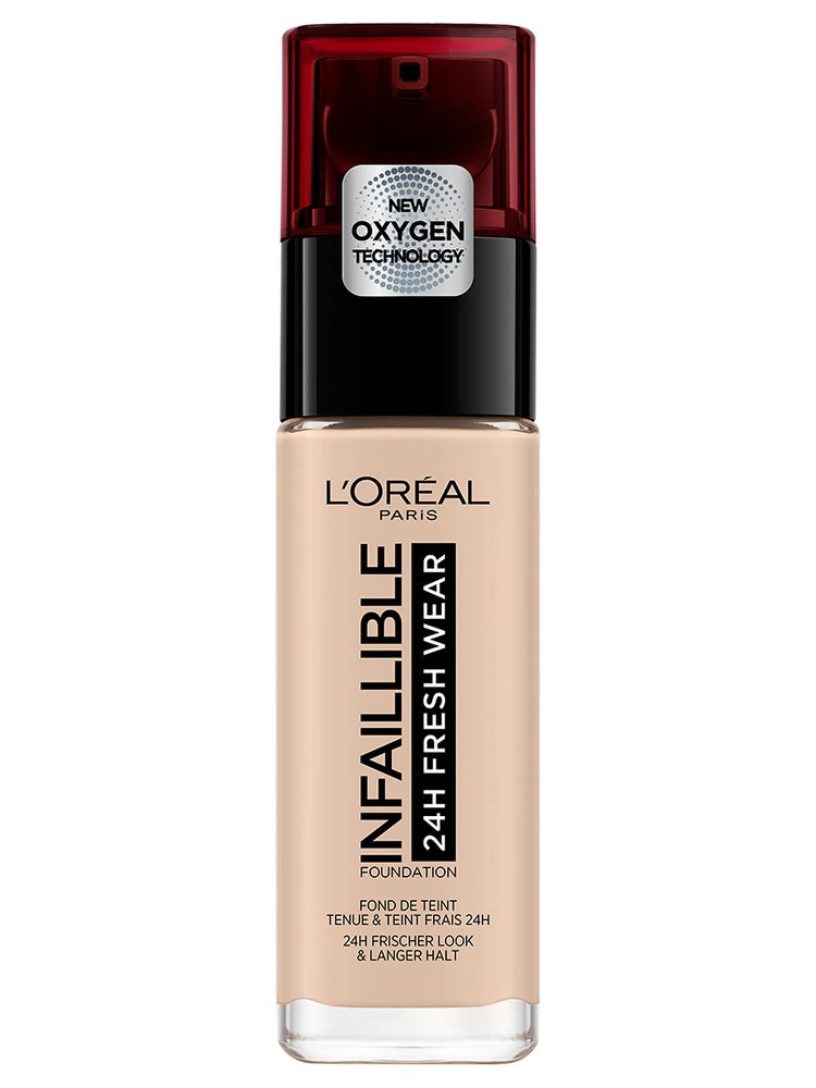 Loréal - Infallible Mattifying Foundation - 015 Porcelain
