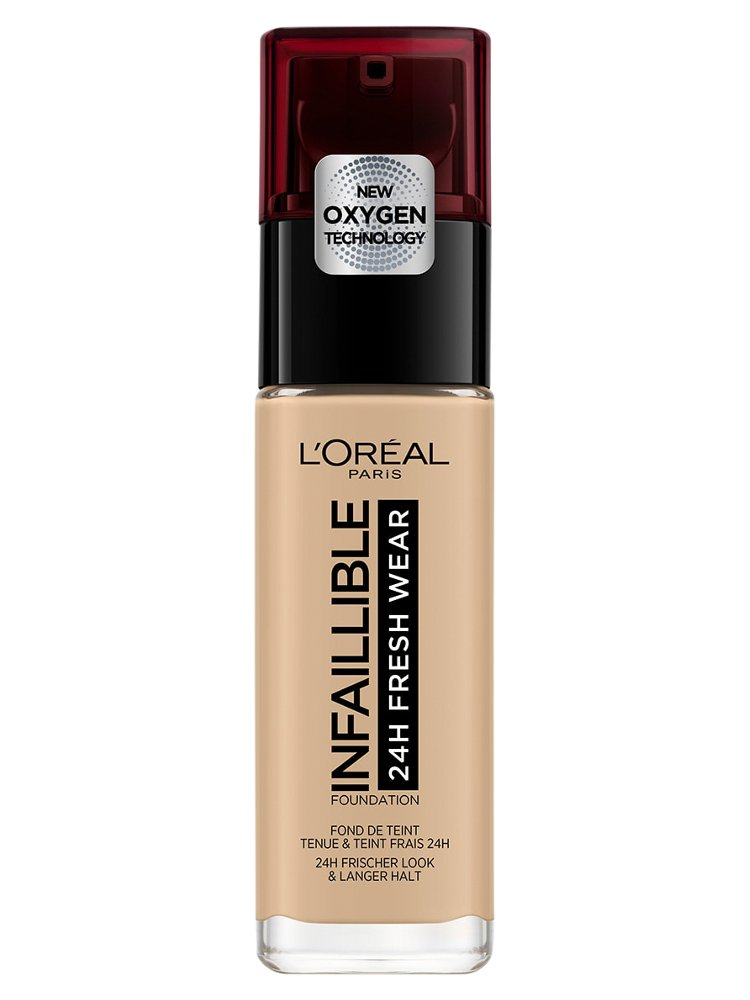Loréal - Infallible Mattifying Foundation - 130 True Beige