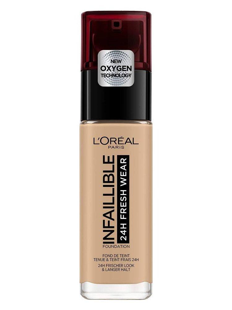 Loréal - Infallible Mattifying Foundation - 140 Beige Dore