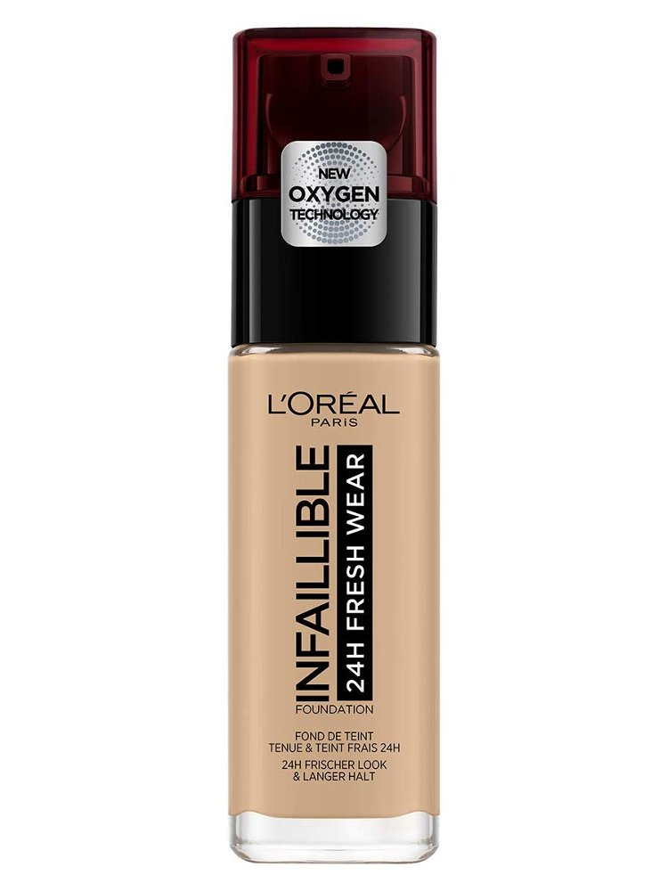 Loréal - Infallible Mattifying Foundation - 200 Sable Dore