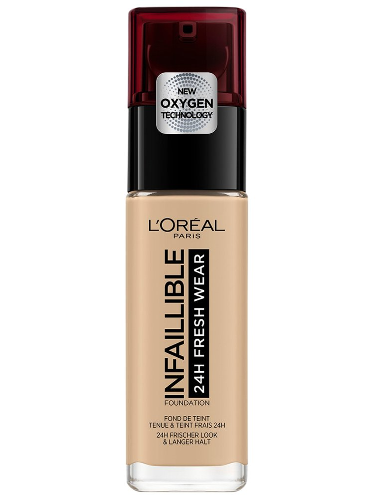 Loréal - Infallible Mattifying Foundation - 260 Golden Sun