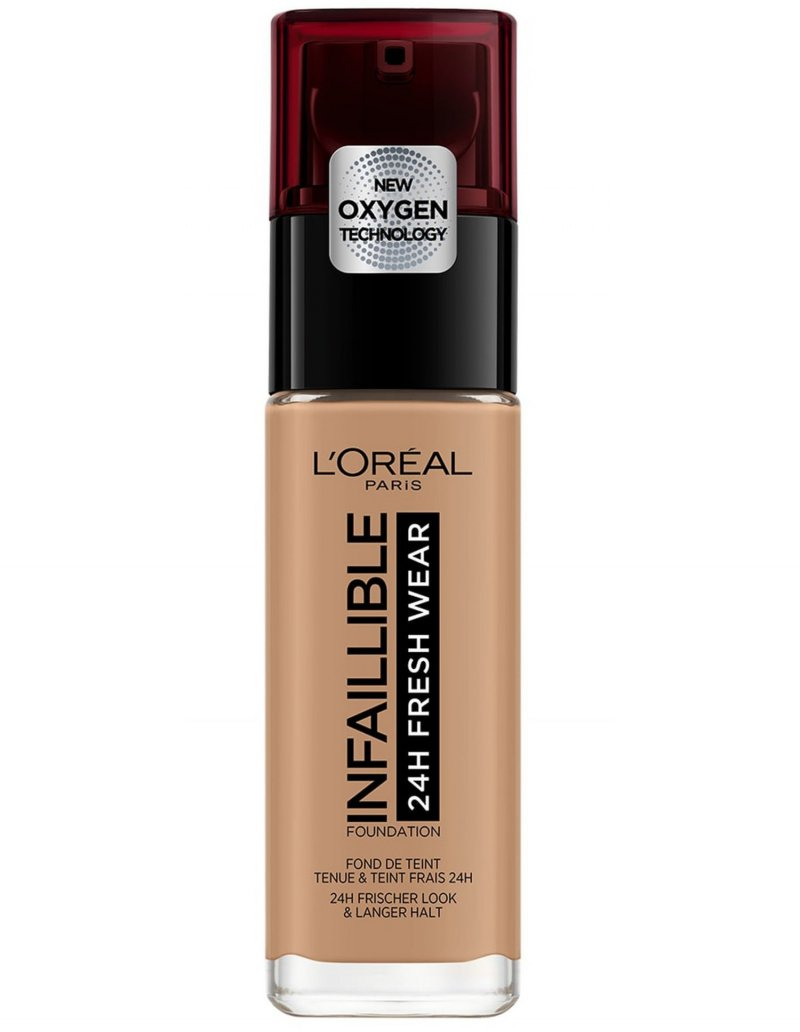 Loréal - Infallible Mattifying Foundation - 300 Ambre