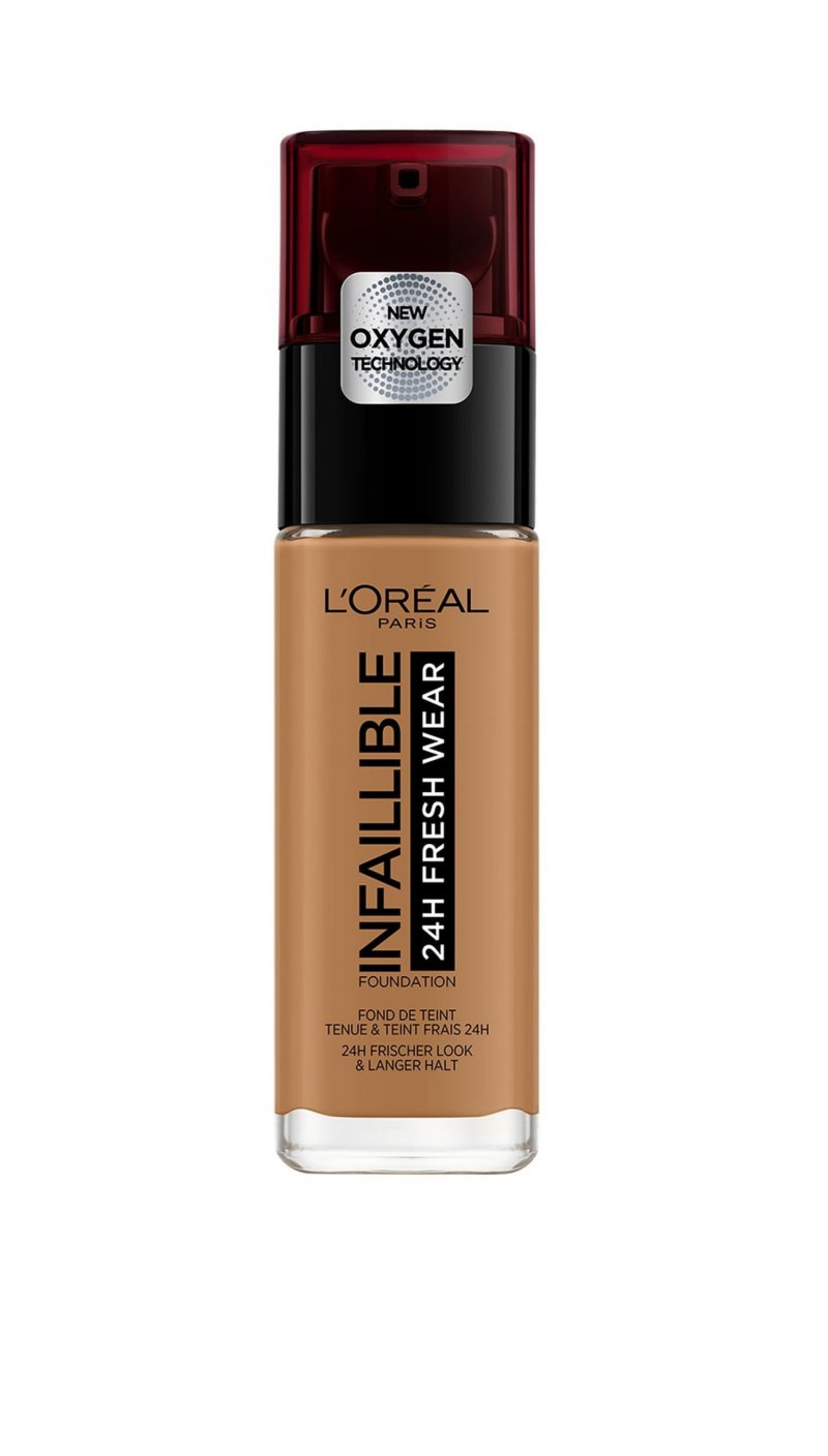 Loréal - Infallible Mattifying Foundation - 330 Hazelnut